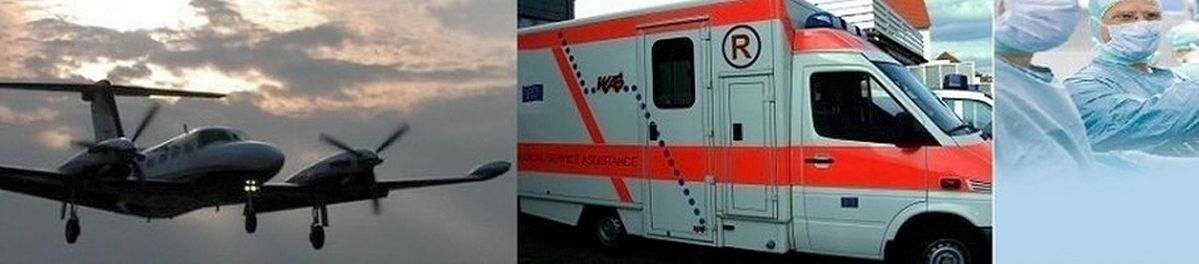Medical Air Service Assistance GmbH & Co KG, Header Startseite